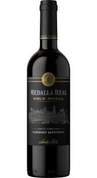 Santa Rita Medalla Real Gold Medal - Chilensk rødvin