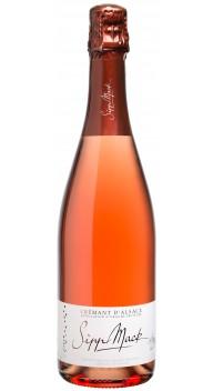 Crémant d'Alsace Rosé - Fransk rosévin