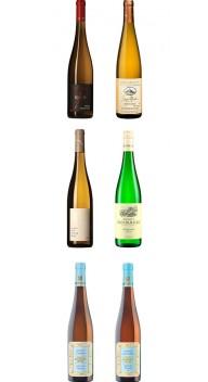 Luksus Riesling-kassen - Tilbud hvidvin