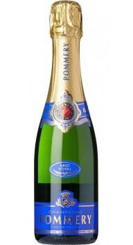 Pommery Champagne Brut Royal, ½ fl. - Champagne