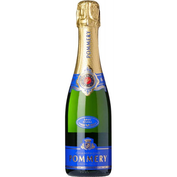 Pommery Champagne Brut Royal, ½ fl.