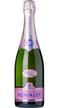 Pommery Champagne Brut Rosé Royal - Champagne