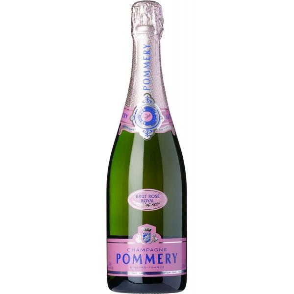 Pommery Champagne Brut Rosé Royal