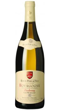 Bourgogne Chardonnay, Les Murelles - Bourgogne - Vinområde
