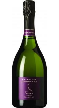 Champagne Janisson Brut Tradition - Mousserende vin