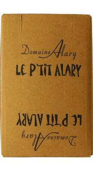 Le P'tit Alary Rouge BIB, VdP de Vaucluse Organic - Økologisk vin