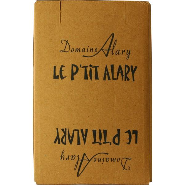 Le P'tit Alary Rouge BIB, VdP de Vaucluse