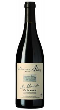 Cairanne, Côtes du Rhône Villages, La Brunote - Økologisk og biodynamisk vin