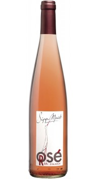 Pinot Noir Rosé - Økologisk vin