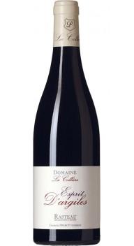 Rasteau, Esprit D'argiles - Grenache vine
