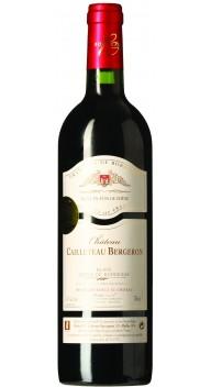 Château Cailleteau Bergeron, Blaye Fûts de Chène - Fransk rødvin