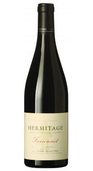 Hermitage Rouge, Farconnet - Luksusvin på luksushylden