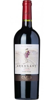 Arrogant Frog Shiraz Croak Rotie - Fransk vin