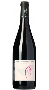Costières de Nîmes, Le Domaine Rouge - Fransk vin