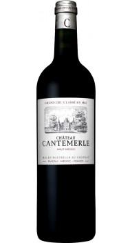 Château Cantemerle 5. Cru Haut Médoc - Nye vine
