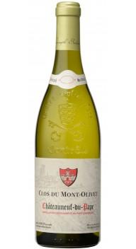 Châteauneuf du Pape Blanc - Fransk hvidvin