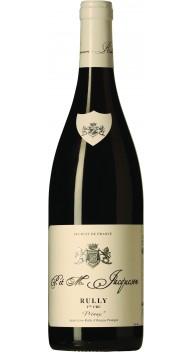 Rully, Premier Cru, Les Préaux - Bourgogne - Vinområde
