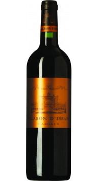 Blason d'Issan Margaux - Bordeaux-vin