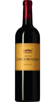 Château Lynch Moussas, 5. Cru Pauillac - Bordeaux-vin