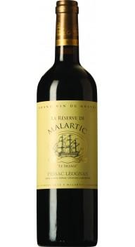 Reserve de Malartic, Pessac-Léognan - Bordeaux-vin