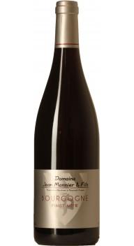 Bourgogne Pinot Noir - Bourgogne - Vinområde
