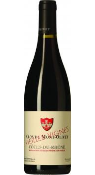 Côtes du Rhône, Vieilles Vignes - Rødvin