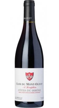 Côtes du Rhône, A Séraphin - Fransk rødvin