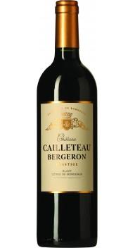 Château Cailleteau Bergeron, Prestige - Fransk rødvin