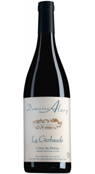 Côtes du Rhône, La Gerbaude - Økologisk og biodynamisk vin