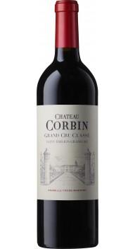 Château Corbin, Saint-Émilion Grand Cru Classé - Bordeaux-vin