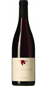 Sancerre, Les Demoiselles Rouge - Pinot Noir