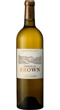 Château Brown Blanc, Pessac-Léognan - Bordeaux-vin