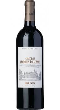 Château Marquis D'Alesme, 3. Cru Margaux - Bordeaux 2018, En Primeur