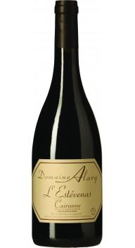 Cairanne, L'Estevenas - Økologisk vin