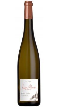 Pinot Blanc Organic - Fransk hvidvin