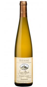 Pinot Gris Tradition - Økologisk vin