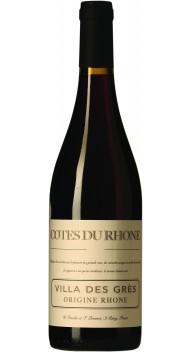 Côtes du Rhône - Vintilbud