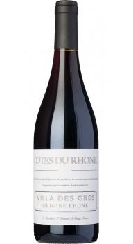 Côtes du Rhône - Tilbud rødvin