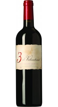 3 de Valandraud, Saint-Émilion Grand Cru - Bordeaux-vin