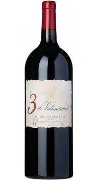 3 de Valandraud, Saint-Émilion Grand Cru Magnum