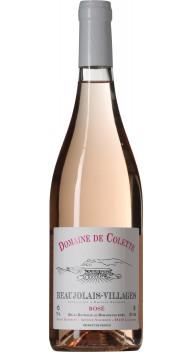 Beaujolais Villages Rosé - Fransk rosévin