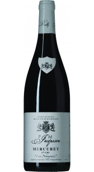 Mercurey Premier Cru, Les Naugues - Pinot Noir