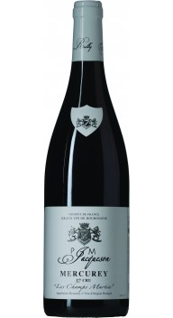 Mercurey Premier Cru, Champs Martin - Pinot Noir
