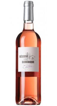 La Reserve Saint Dominique Rosé, Centifolia - Grenache vine