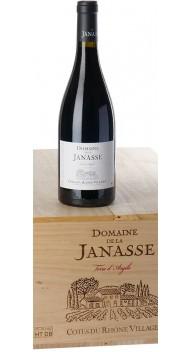 Côtes du Rhône Villages, Terre d'Argile - Grenache vine