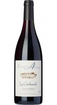 Côtes du Rhône, La Gerbaude - Fransk rødvin