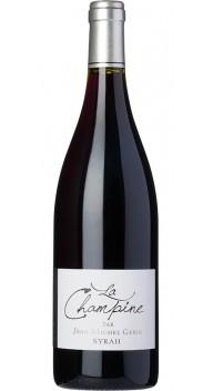 La Champine Syrah - Rhône - Vinområde