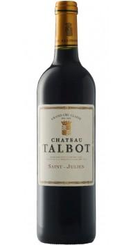 Château Talbot, 4. Cru Saint-Julien - Bordeaux 2018, En Primeur