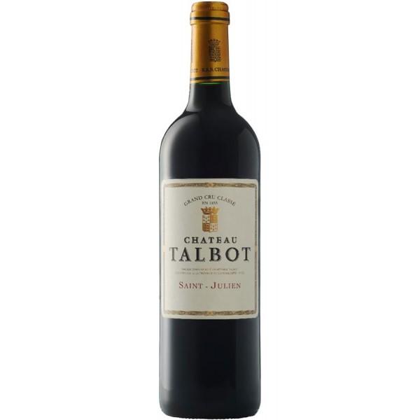 Château Talbot, 4. Cru Saint-Julien 2018