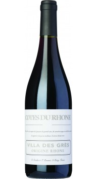 Côtes du Rhône - Rødvin